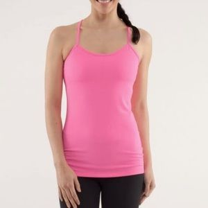 Lululemon Thin-Strapped Tank Top